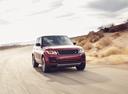 Фото авто Land Rover Range Rover 4 поколение [рестайлинг], ракурс: 315 цвет: красный