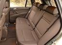 Фото авто BMW X5 E70, ракурс: задние сиденья