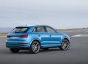 Фото авто Audi Q3 8U [рестайлинг], ракурс: 225 цвет: синий