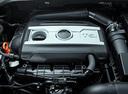 Фото авто Skoda Yeti 1 поколение, ракурс: двигатель