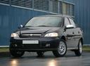 Фото авто Chevrolet Viva 1 поколение, ракурс: 45 цвет: фиолетовый