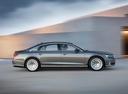 Фото авто Audi A8 D5, ракурс: 270 цвет: серый