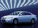 Фото авто Toyota Camry XV40, ракурс: 45 цвет: белый
