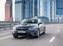 Фото авто Kia Optima 4 поколение [рестайлинг], ракурс: 45 цвет: синий