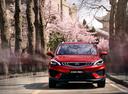Фото авто Geely GS 1 поколение,  цвет: красный