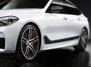 Фото авто BMW 6 серия G32, ракурс: боковая часть цвет: белый