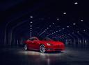Фото авто Tesla Model S 1 поколение [рестайлинг], ракурс: 315 цвет: красный