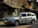 Фото авто Ford Focus 2 поколение, ракурс: 45 цвет: серебряный