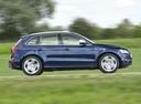 Фото авто Audi SQ5 8R, ракурс: 270 цвет: синий