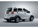 Фото авто Chery IndiS 1 поколение, ракурс: 225 цвет: белый