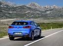 Фото авто BMW X2 F39, ракурс: 225 цвет: синий