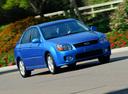 Фото авто Kia Spectra 2 поколение [рестайлинг], ракурс: 315