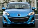 Фото авто Mazda 3 BL,  цвет: голубой