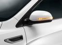 Фото авто Kia Rio 3 поколение [рестайлинг], ракурс: боковая часть цвет: белый