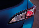 Фото авто Mazda Axela BL, ракурс: задние фонари