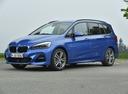 Фото авто BMW 2 серия Active Tourer F45 [рестайлинг], ракурс: 45 цвет: синий