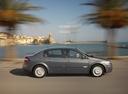 Фото авто Renault Megane 2 поколение [рестайлинг], ракурс: 270 цвет: серый