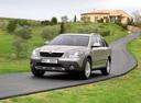 Фото авто Skoda Octavia 2 поколение [рестайлинг], ракурс: 45