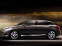 Фото авто Citroen DS5 1 поколение, ракурс: 90 цвет: серый