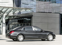 Фото авто Mercedes-Benz S-Класс W222/C217/A217, ракурс: 270 цвет: черный