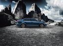 Фото авто Volkswagen Jetta 6 поколение, ракурс: 270 цвет: синий
