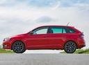 Фото авто Skoda Rapid 3 поколение [рестайлинг], ракурс: 90 цвет: красный