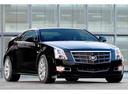 Фото авто Cadillac CTS 2 поколение, ракурс: 315 цвет: черный
