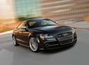 Фото авто Audi TT 8J [рестайлинг], ракурс: 315 цвет: черный