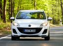 Фото авто Mazda 3 BL,  цвет: белый