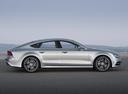 Фото авто Audi A7 4G [рестайлинг], ракурс: 270 цвет: серебряный