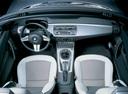 Фото авто BMW Z4 E85, ракурс: торпедо