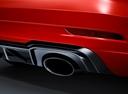 Фото авто Audi RS 3 8VA [рестайлинг], ракурс: задняя часть цвет: красный