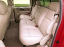 Фото авто Ford F-Series 10 поколение, ракурс: задние сиденья