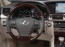 Фото авто Lexus LS 4 поколение [2-й рестайлинг], ракурс: рулевое колесо
