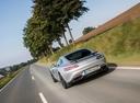 Фото авто Mercedes-Benz AMG GT C190 [рестайлинг], ракурс: 180 цвет: серебряный