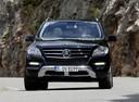 Фото авто Mercedes-Benz M-Класс W166,  цвет: черный