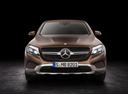 Фото авто Mercedes-Benz GLC-Класс X253/C253, ракурс: 0 - рендер цвет: коричневый