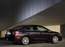 Фото авто Subaru Impreza 4 поколение, ракурс: 270 цвет: вишневый