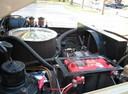 Фото авто Toyota Land Cruiser J40/J50, ракурс: двигатель
