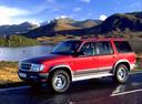 Фото авто Ford Explorer 2 поколение, ракурс: 90