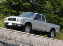 Фото авто Toyota Tacoma 1 поколение [2-й рестайлинг], ракурс: 45