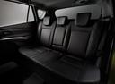 Фото авто Suzuki SX4 2 поколение, ракурс: задние сиденья