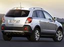 Фото авто Opel Antara 1 поколение [рестайлинг], ракурс: 225 цвет: бежевый