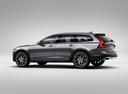 Фото авто Volvo V90 2 поколение, ракурс: 135 цвет: серый