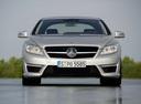 Фото авто Mercedes-Benz CL-Класс C216 [рестайлинг],  цвет: серебряный