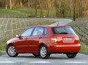 Фото авто Kia Cerato 1 поколение, ракурс: 135