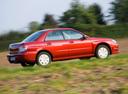 Фото авто Subaru Impreza 2 поколение [2-й рестайлинг], ракурс: 270