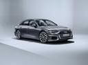 Фото авто Audi A6 C8, ракурс: 315 - рендер цвет: серый