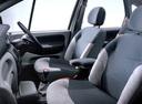 Фото авто Renault Scenic 1 поколение [рестайлинг], ракурс: сиденье