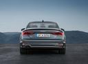 Фото авто Audi A5 2 поколение, ракурс: 180 цвет: серый